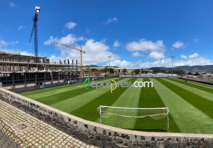 Se busca fórmula para que sigan las obras de la Ciudad Deportiva