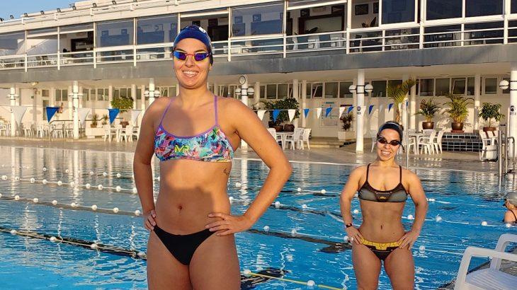 Michelle Alonso y Judith Rolo reaparecen en la escena acuática