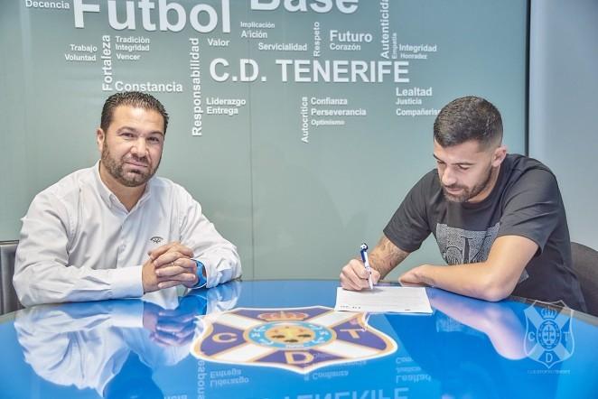 Alberto Jiménez renueva tres temporadas