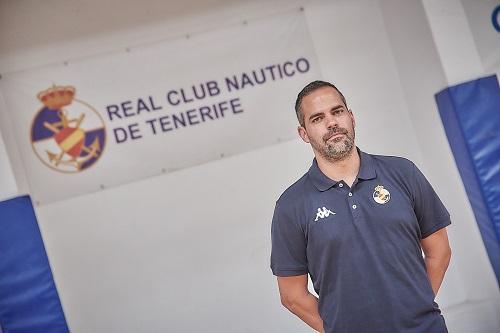 Susma Rodríguez, nuevo técnico del RC Náutico