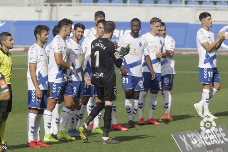 ¿Cuántos puntos hacen falta para que el Tenerife juegue el 'playoff'?