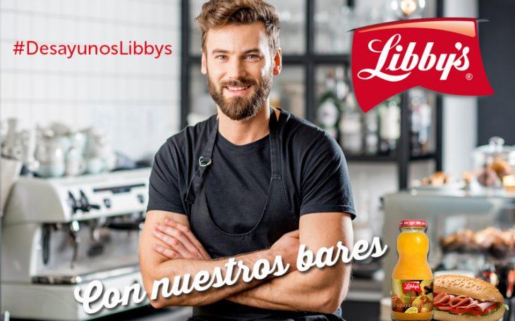 Libby's apoya a los bares canarios regalando 2.000 desayunos