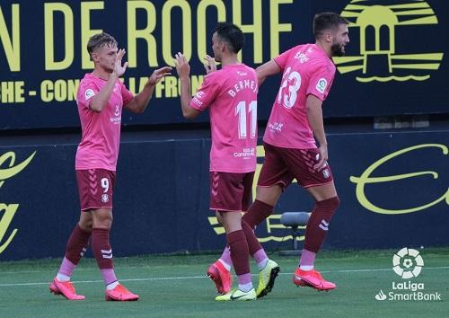 El Deportivo extingue su mala racha justo antes de medirse al Tenerife