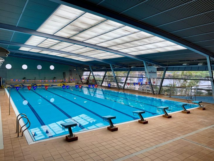 Santa Cruz permite el uso de las instalaciones deportivas a los usuarios libres