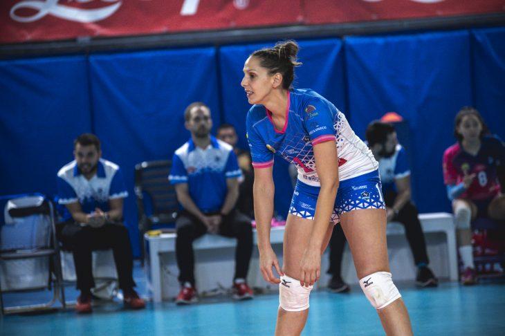 Patricia Suárez cumplirá su séptima temporada en el Sanaya Libby´s La Laguna
