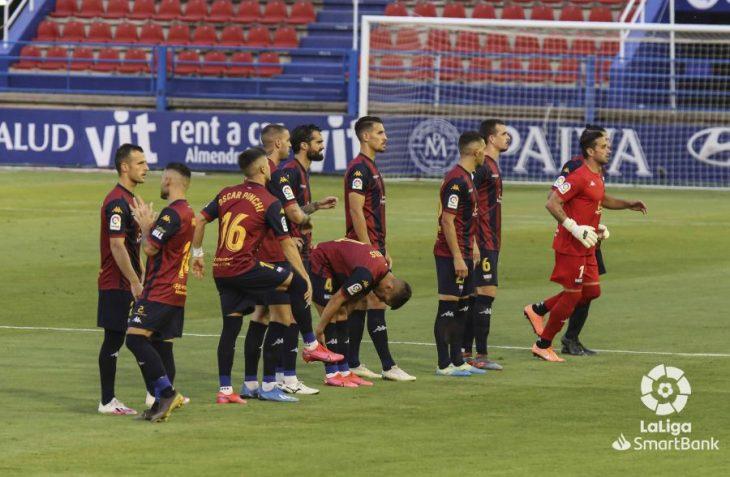 El Extremadura consuma su descenso a Segunda B