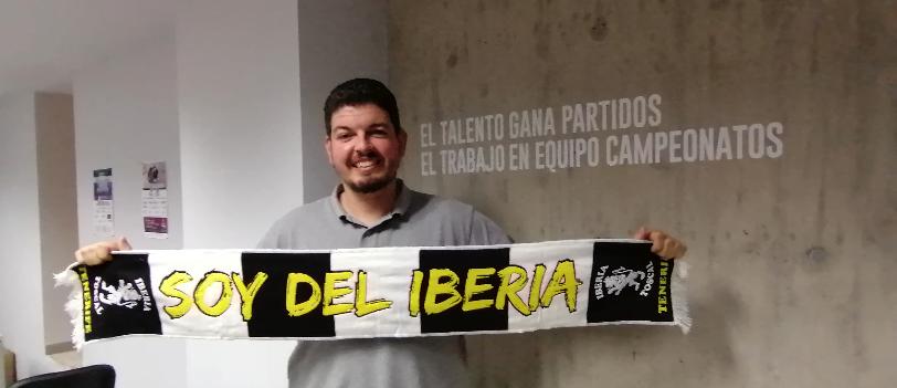 El Iberia Toscal tiene nuevo entrenador