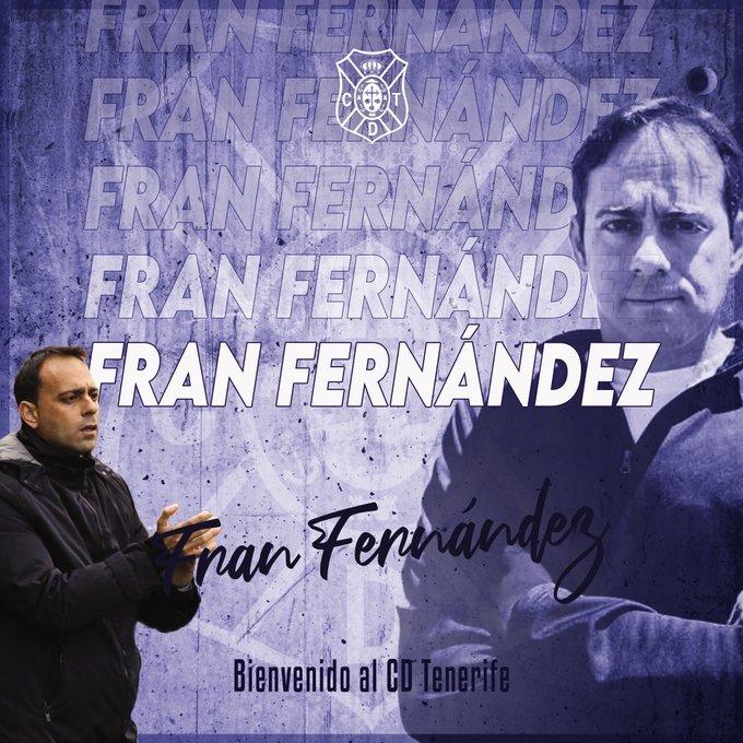 Fran Fernández llega esta tarde a la isla