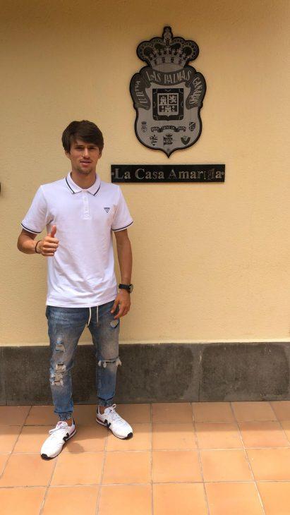Las Palmas le arrebata al CD Tenerife a uno de sus cadetes más prometedores