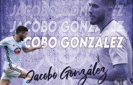 Jacobo González, tercer refuerzo blanquiazul