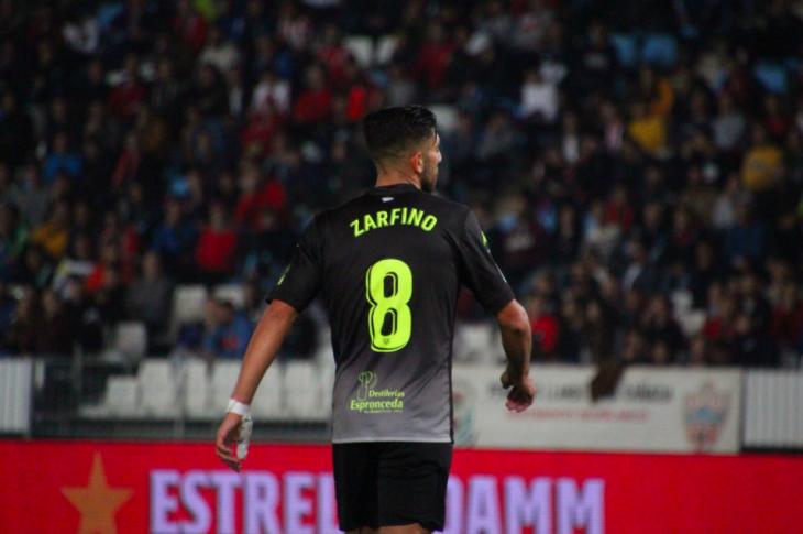 Zarfino responde a las acusaciones del Extremadura