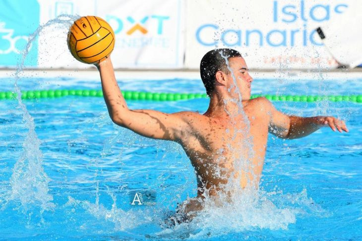 Adrián Magriñá regresa al Waterpolo Tenerife Echeyde